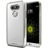 Pouzdro Mercury iJelly Ring 2 LG G5 (H855) Silver