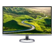 "27"" LCD Acer H277HU - IPS,WQHD,4ms,60Hz,350cd/m2, 100M:1,16:9,HDMI,DP,USB,repro"
