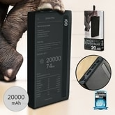 Power Bank 20000mAh Remax (RPP-73) Black