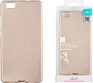 Pouzdro Mercury iJelly Metal LG K8 (K350N) Gold