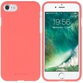 Mercury Soft Feeling TPU pro LG G6 pink