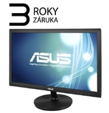 "22"" LED ASUS VS228DE - Full HD, 16:9, VGA, 5 ms"