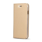 Cu-Be Smart Platinum pouzdro Samsung A8 2018 Gold