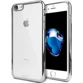 Pouzdro Mercury iJelly Ring 2 Apple iPhone 6/6S Silver