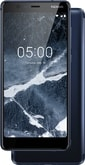 Nokia 5.1 Single SIM Blue (CZ Distribuce)