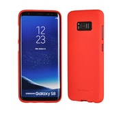 "Mercury Soft Feeling TPU pro Apple iPhone 6 (4,7"") Red"