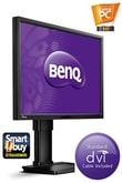 "24"" LED BenQ BL2411PT-WUXGA,IPS,DVI,DP,rep,piv"