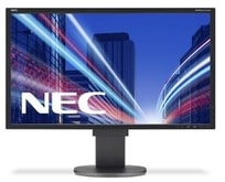 "22"" LED NEC E224Wi-FHD,IPS,DP,pivot, black"