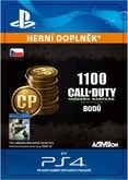 ESD CZ PS4 - 1,100 Call of Duty: Modern Warfare Remastered Points