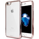 Pouzdro Mercury iJelly Ring 2 Apple iPhone 6/6S Rose Gold