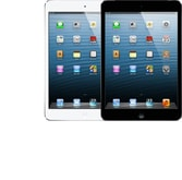 Apple iPad Mini 32GB WiFi, white/silver, TOP STAV, záruka