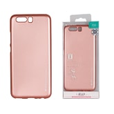 TPU pouzdro Xiaomi Redmi Note 4/4X Mercury iJelly Metal Rose Gold