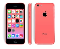 Apple iPhone 5C 32GB Pink (TOP STAV, zárukanová baterie)