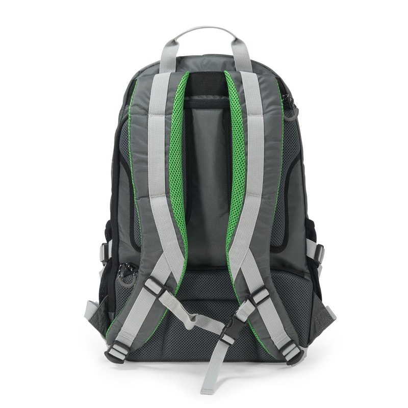 GSM-Market.cz - Dicota Backpack Active 14-15.6 grey lime - DICOTA ... fb5e55b9af