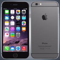 Apple iPhone 6 64GB Space Gray (RFB)