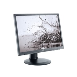 "22"" LED AOC E2260PQ-1680x1050,DVI,DP,piv,rep"
